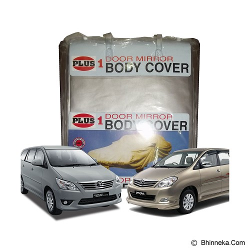 PLUS1 Body Cover Innova/Grand New Innova [BC-0002] - Organizer Mobil